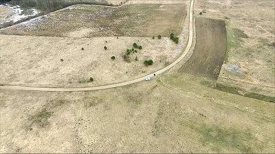 Flight Over Landscape 3