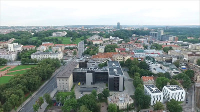 Panorama Over The City 2