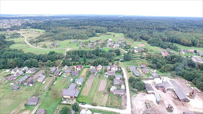 Flying Over Countryside 5