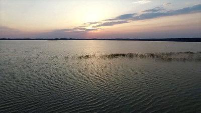 Flight Over The Lake, Sundown 1