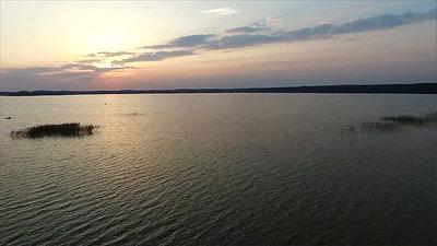 Flight Over The Lake, Sundown 3