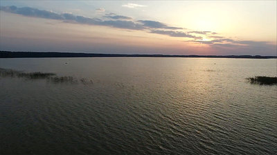 Flight Over The Lake, Sundown 4