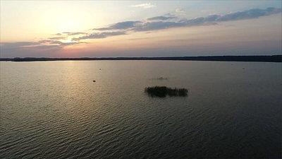 Flight Over The Lake, Sundown 5