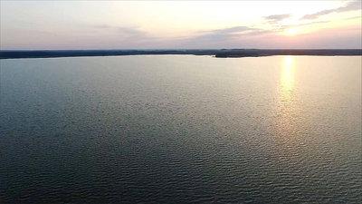 Flight Over The Lake, Sundown 6