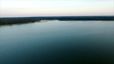 Flight Over The Lake, Sundown 7