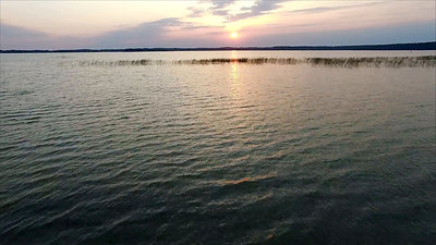 Flight Over The Lake, Sundown 8