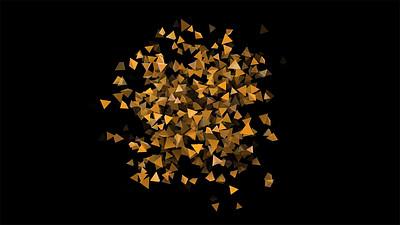 Triangles Splinters VJ Loop 3