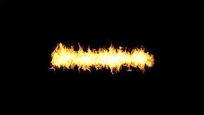 Horizontal Fire