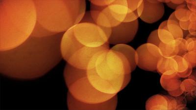 Flickering Bokehs Lights 4