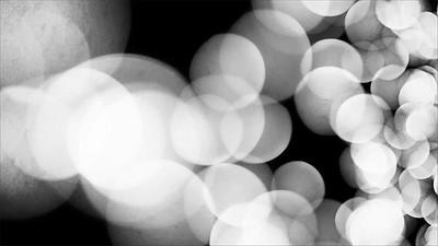 Flickering Bokehs Lights 5