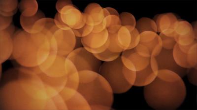 Flickering Bokehs Lights 6
