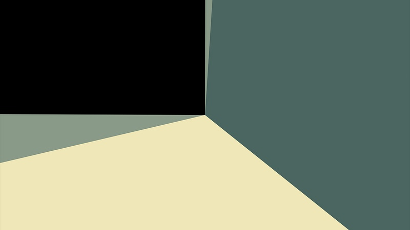 4K Multicolor Cinema Start Radius Style Flat Transition 4
