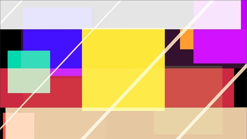 4K Random Shapes Transition 2
