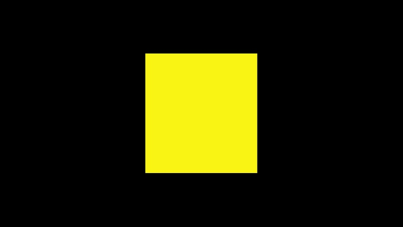 4K Square Transition From Center 1