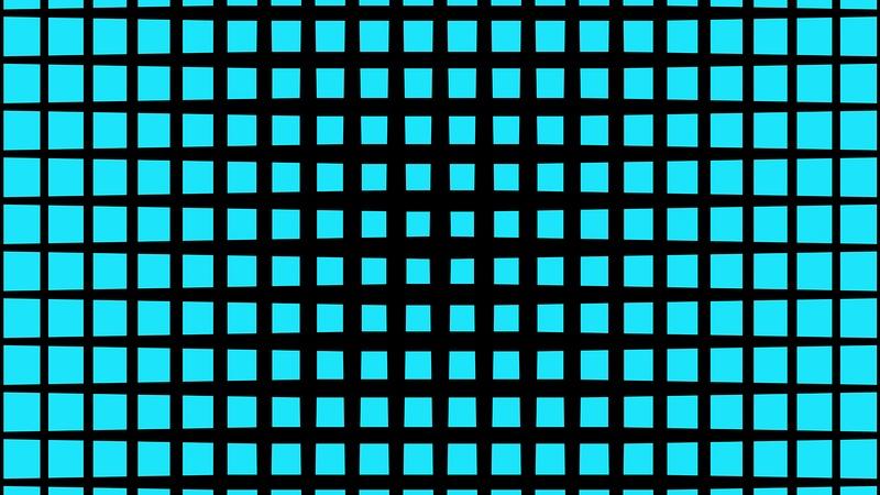 4K Stripe Squares Transition 2