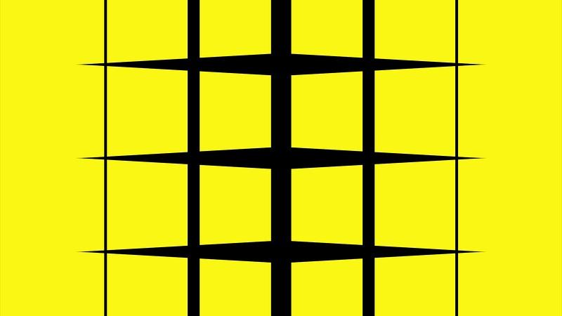4K Stripe Squares Transition 4