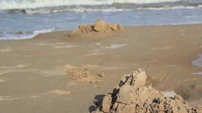 Sand Castles In Focus