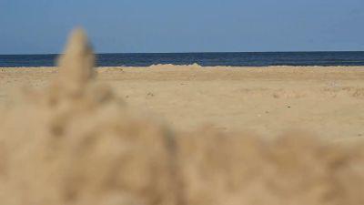 Sand Castle More Blur