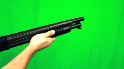 Shotgun Pull Out From Left 2