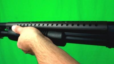 Shotgun Realoading And Taking It Away
