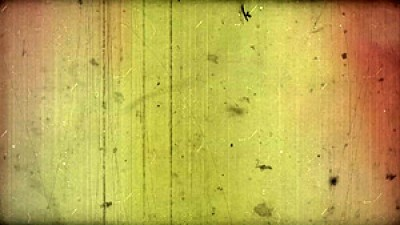Darker Colored Old Film Look With White Scratches