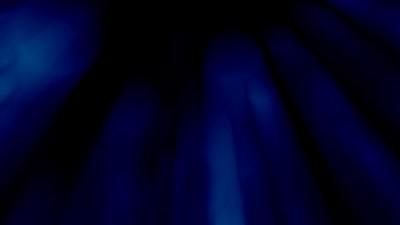 Blue Rays Overlay