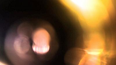 Glass Film Burn