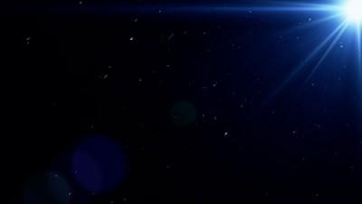 Lens Flares Particles 04