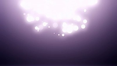 Bokeh Particles With Flare Top