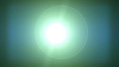 Flashing Shaking Light