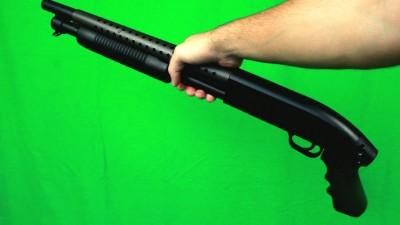Giving A Shotgun Right