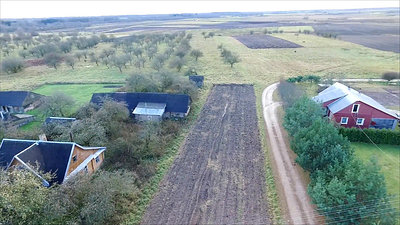 Panorama Over Country With Rotation 2
