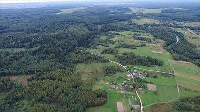 Panorama Over Countryside 3