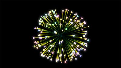Explosions Fireworks VJ