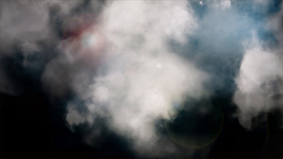 Abstract Smoke Clouds To Face 2