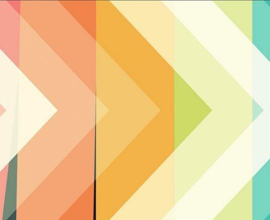 4K Arrow Stripes Transition 3