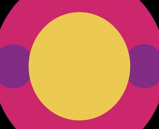 4K Circle Style Super Flat Transition