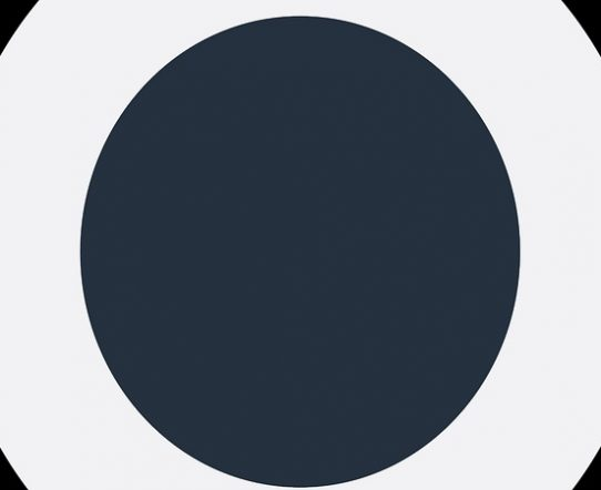 4K Circle Super Flat Transition 2