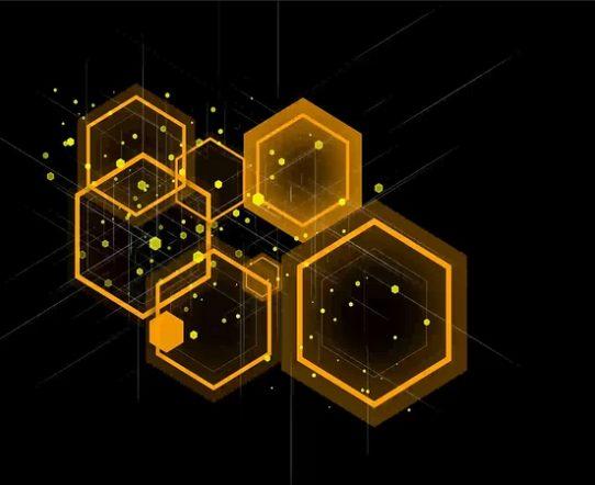 4K Hexa Transition Horizontal 4