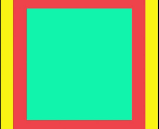 4K Square Transition From Center 2