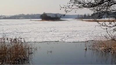 Frozen Lake 3
