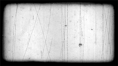 Old Film Look Scratches With Border