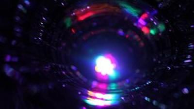 Glass Light Leaks 78