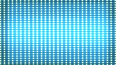 Wall Of Lights Very Small Flashing And Moving