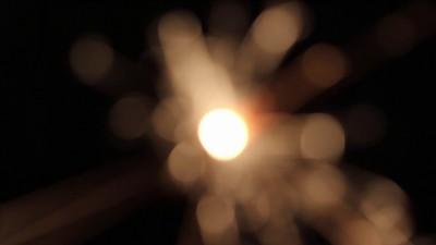 Burning Bengal Lights Sparkler 4