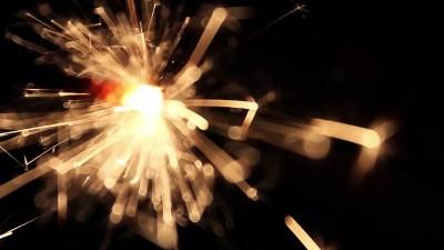 Burning Bengal Lights Sparkler 10