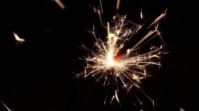 Burning Bengal Lights Sparkler 15